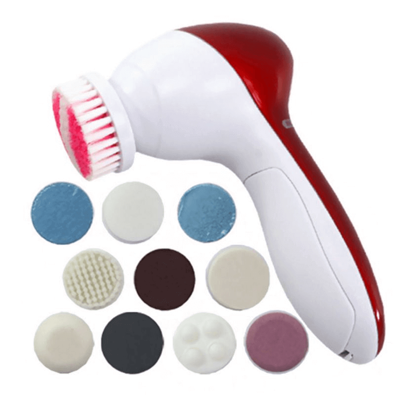 11 in 1 Massager Electric Face Massage Device and Callous Remover