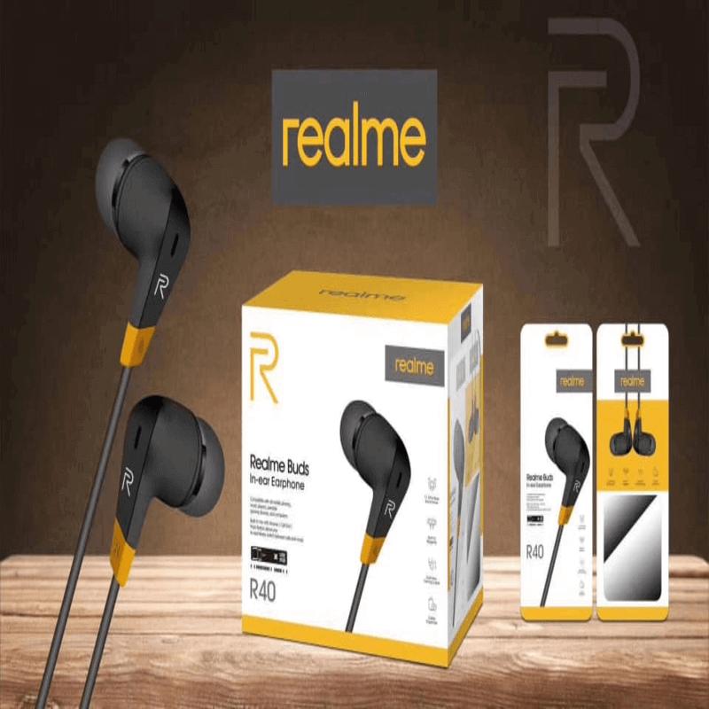 Powerplay Realme Buds R40 Earphone