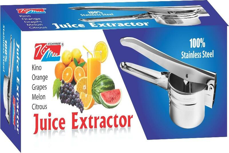 STAINLESS STEEL JUICE EXTRACTOR KIMEE BRAND