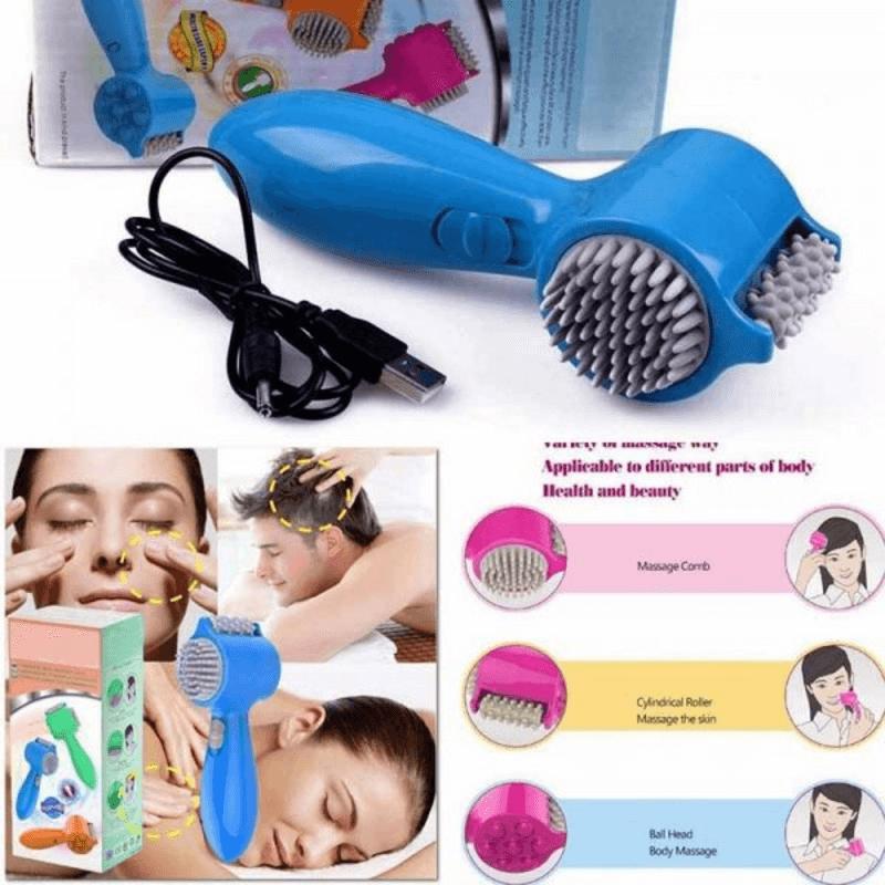 USB Powered Multi Function Brain Comfort Massager
