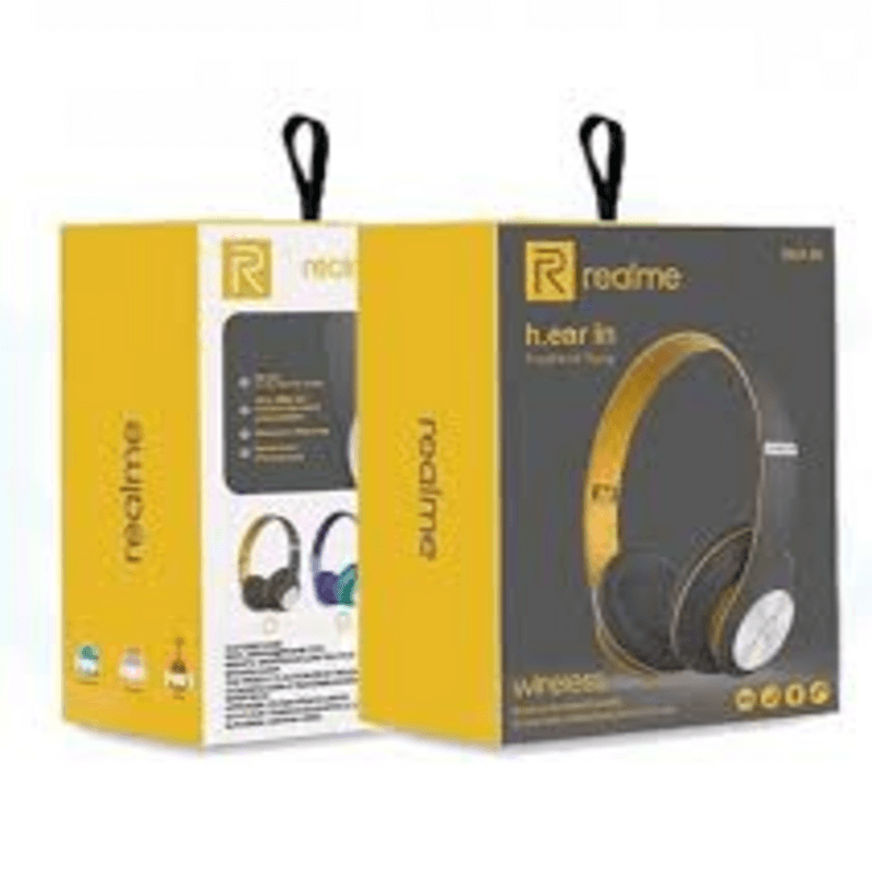 Real me RMA 66 Wireless Bluetooth Headphone