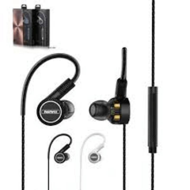 REMAX RM590 Earhook Earphone