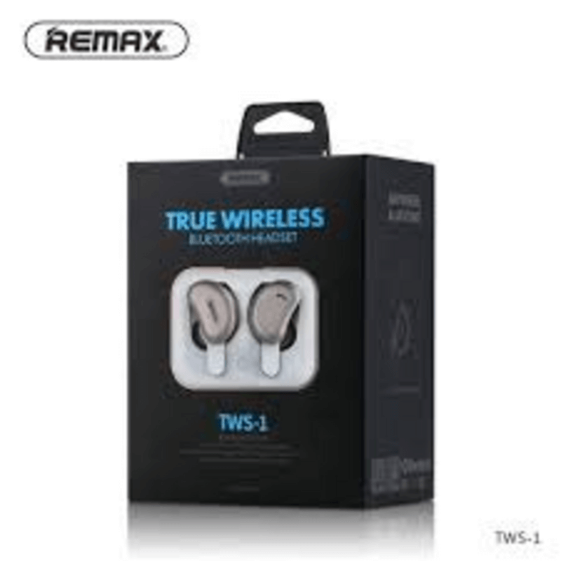 Remax true wireless earbuds tws-1
