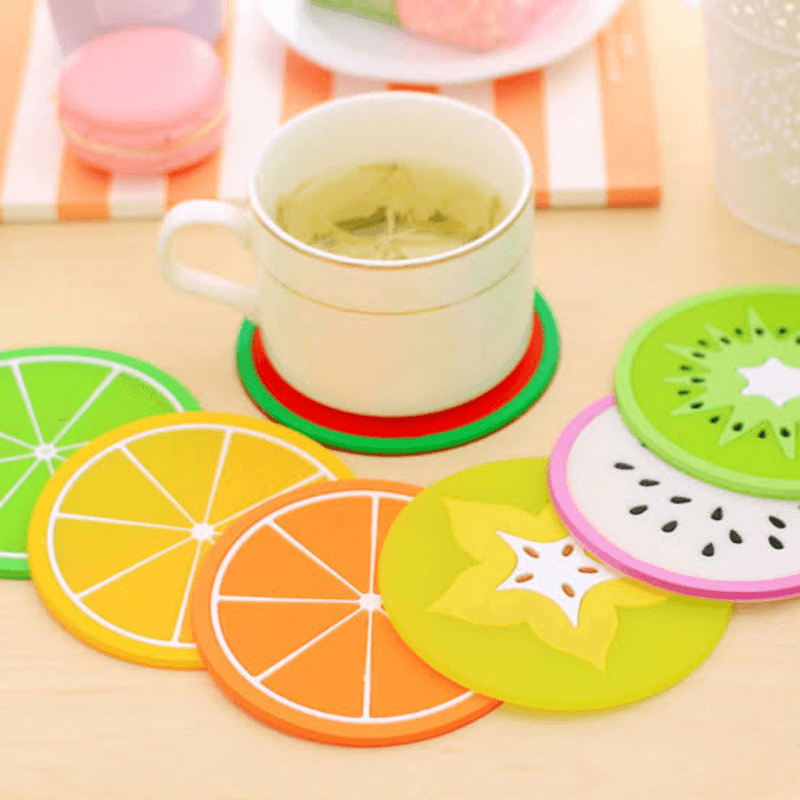 drink-placement-mat-cute-silicone-fruits-cup-mats