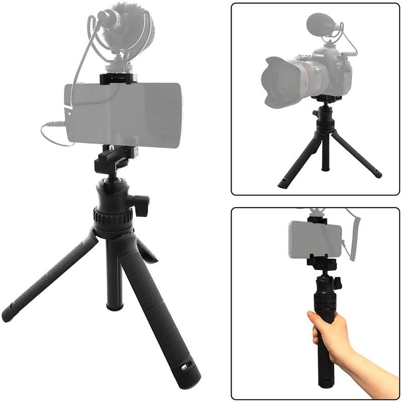 video-camera-multi-functional-tripod