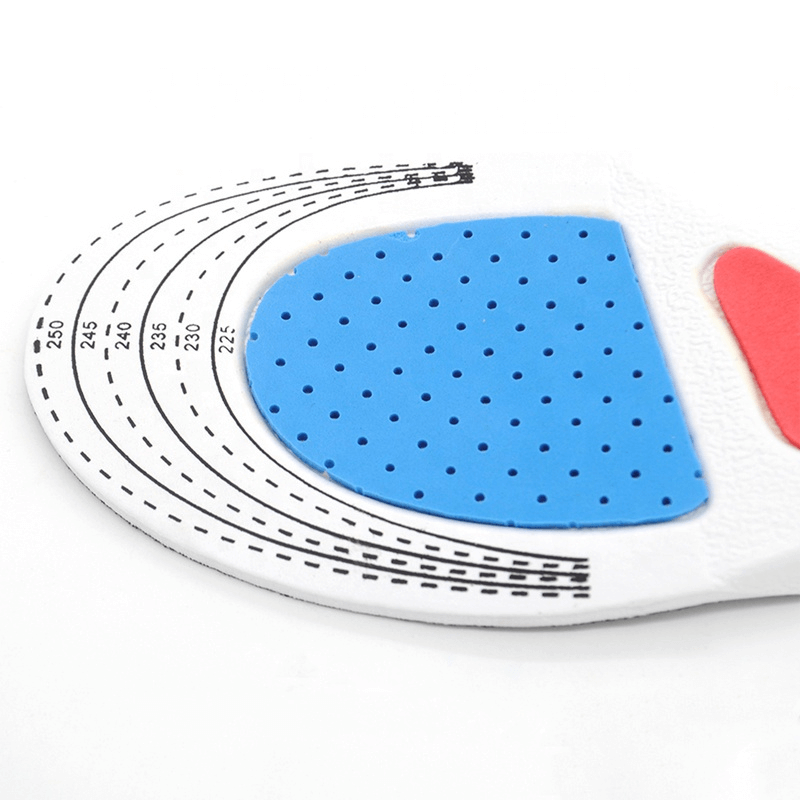 Silicone GEL Insoles Orthotic Arch Support Sport