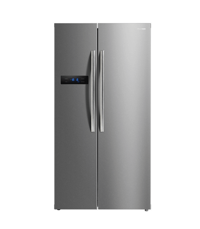 Panasonic 19 CFT Side by Side Refrigerator BS60MSSA