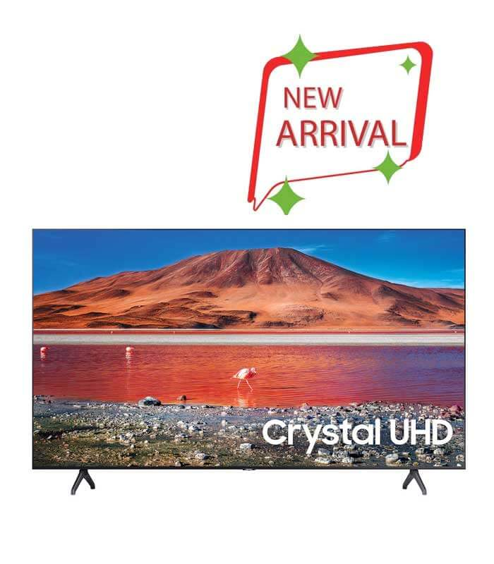 Sumsang 43″ Class TU7000 Crystal UHD 4K Smart TV