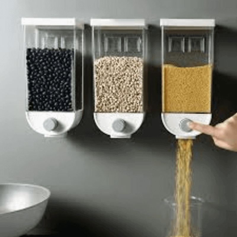 kitchen-food-storage-container-cereal-dispenser