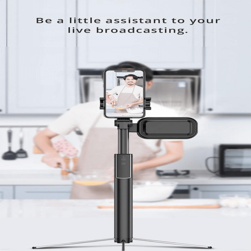 portable-metal-selfie-stick-live-support-bluetooth-remote-contro
