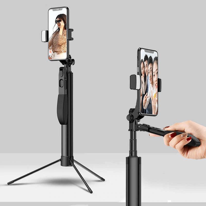 A21 Video Stabilizer Selfie Stick Tripod