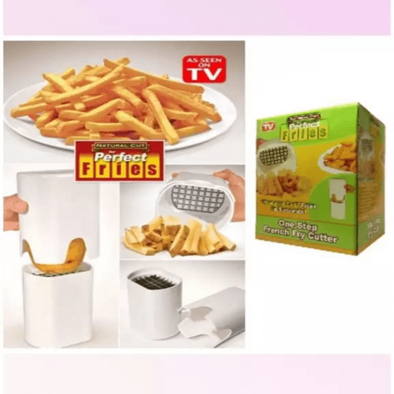 French Fry Potato Cutter Chips Slicers
