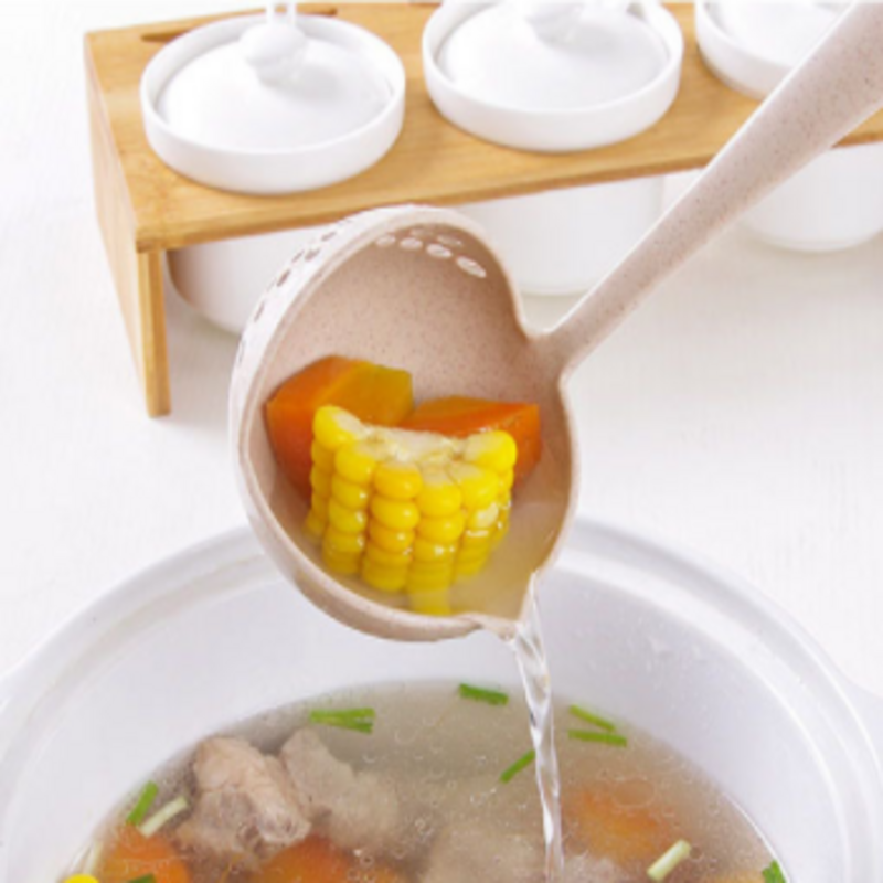 Dual Purpose Large Soup Ladle