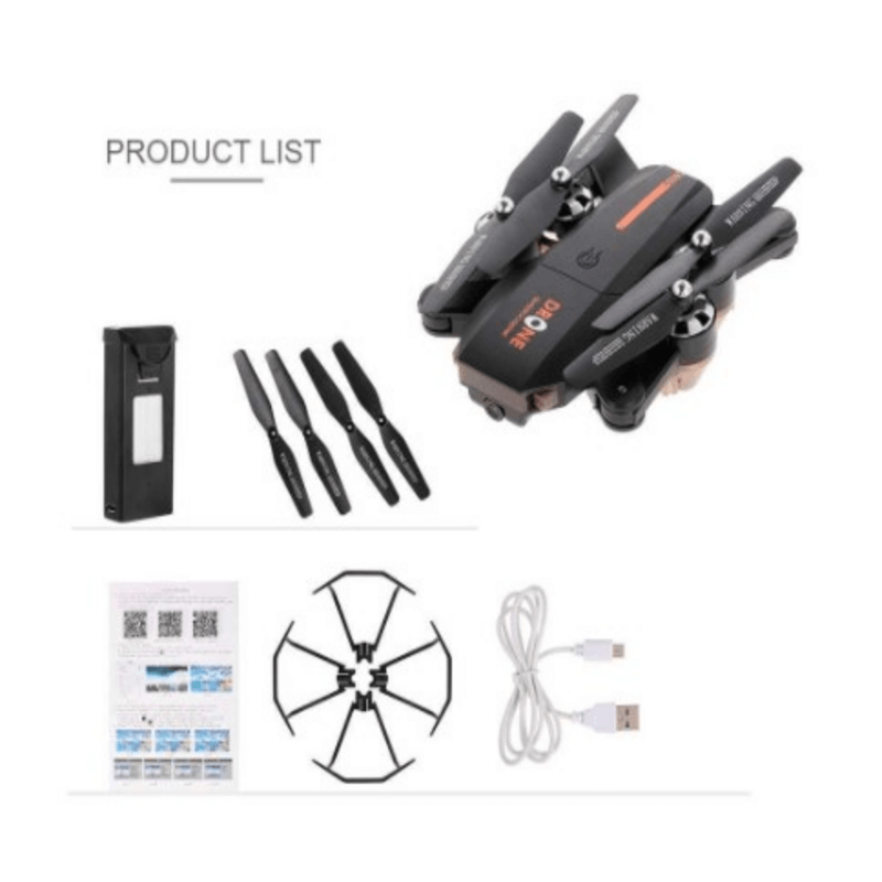 Novelty Foldable 360 Degree 3D Flip Drone Cam