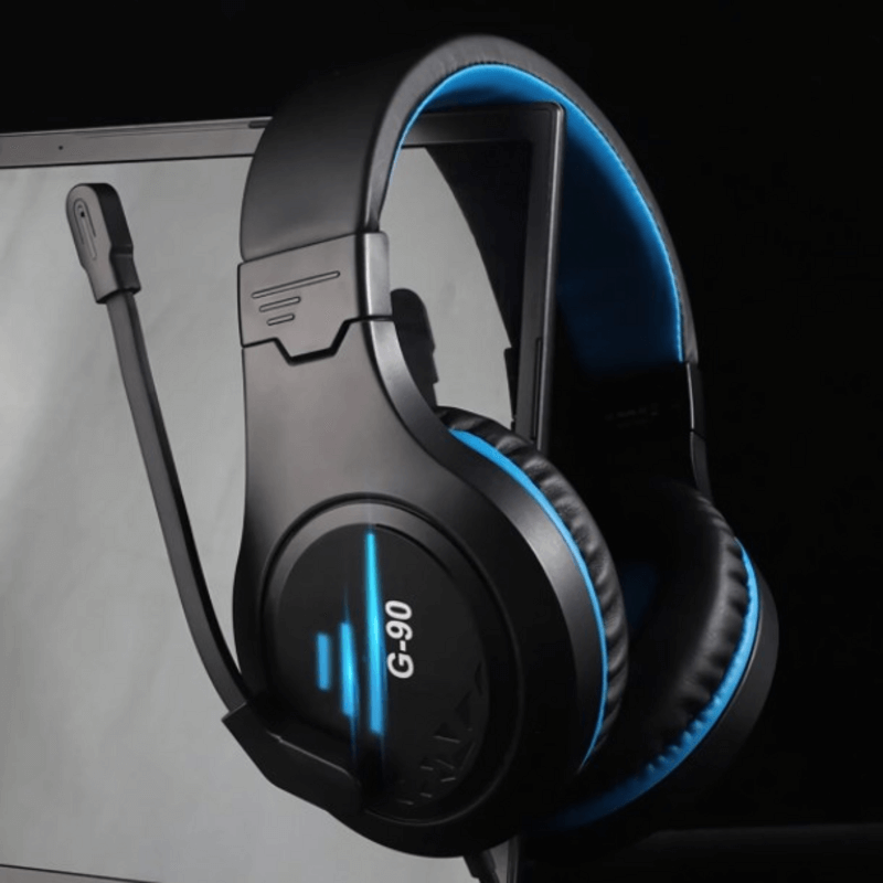 G90 Wired Bass Gaming Headset
