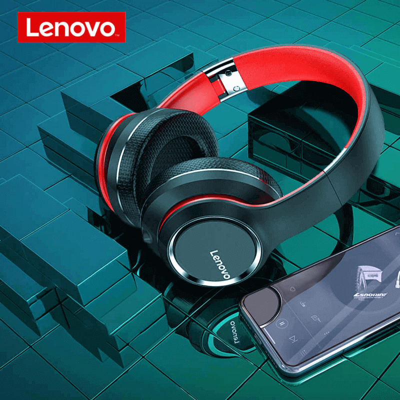 Lenovo Hd200 Bluetooth Headphone (Original)
