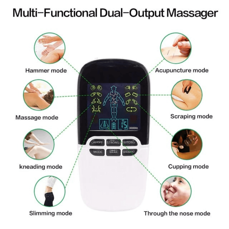 Digital Nerve Massage Machine