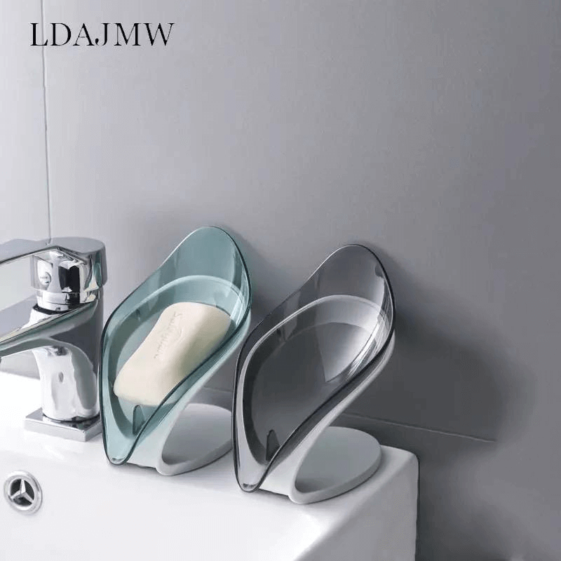 leaf-shaped-soap-holder