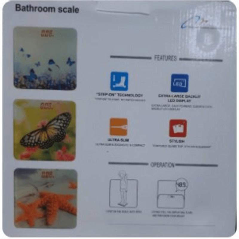 Bathroom Digital Body Weight Scale