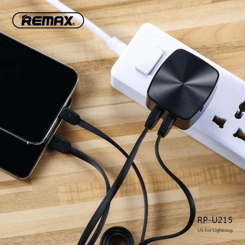 Remax Charger & Data Cable RP-U215