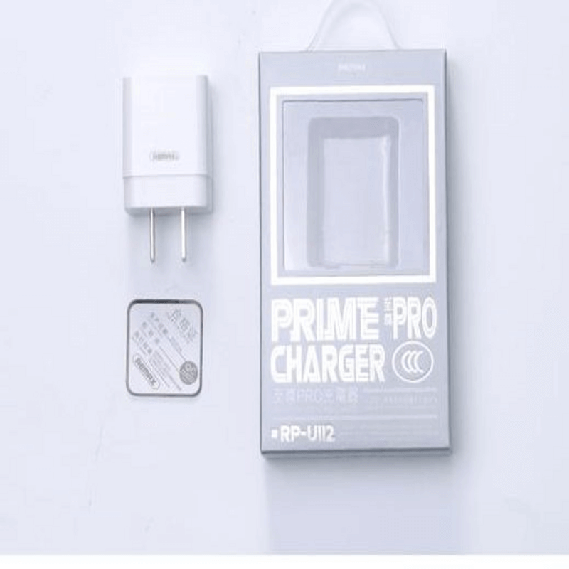 REMAX USB Charger with Lightning Data Cable RP-U112