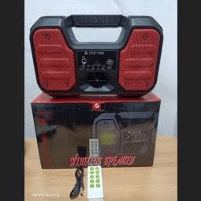 Portable Wireless Karaoke Speaker KTS-1190