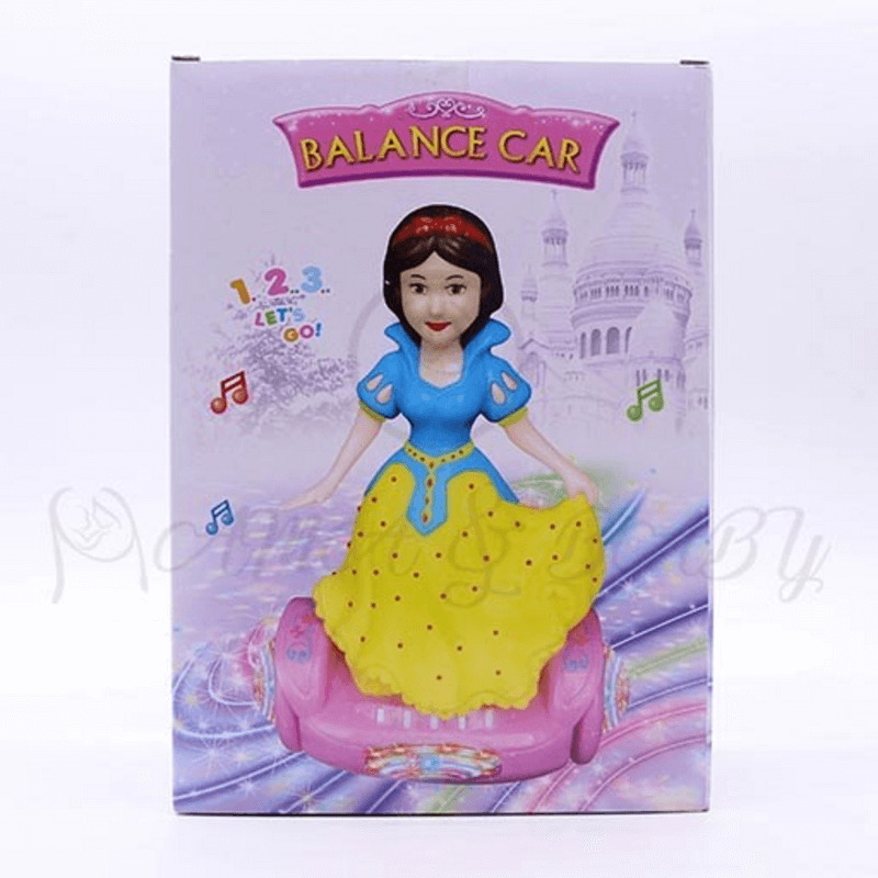 Car Balance Doll Toy