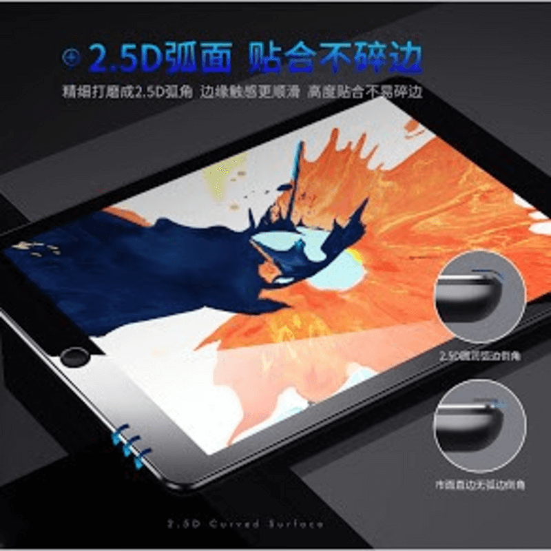 Tempered Glass screen protector iP Pro 10-5