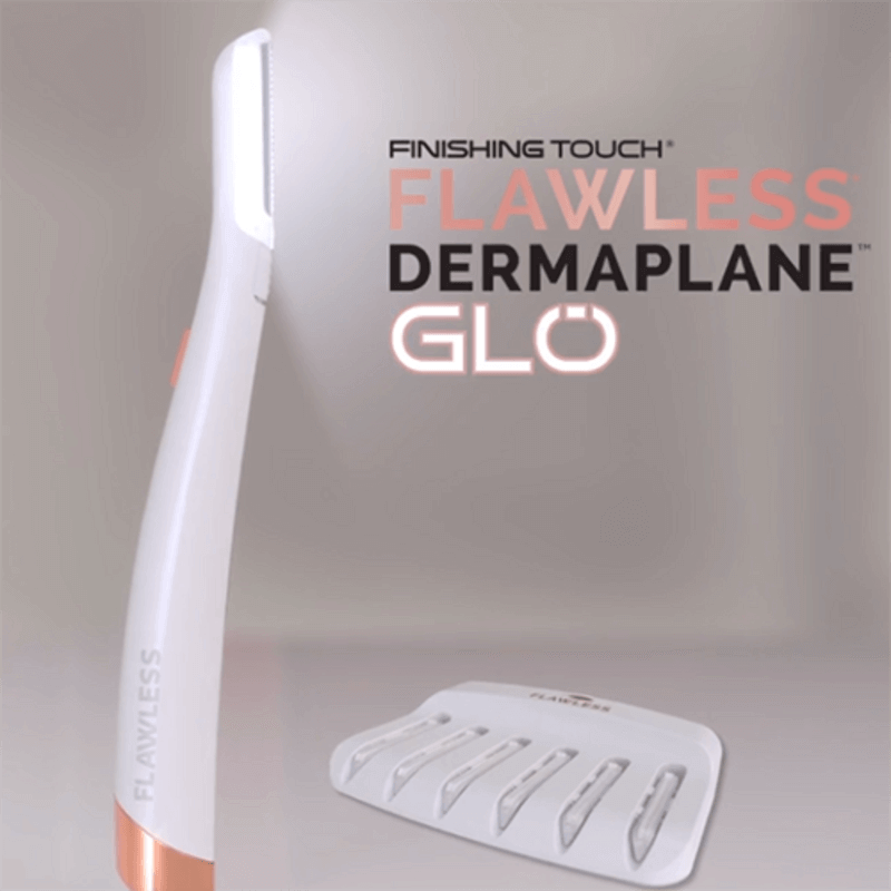 Finishing Touch Flawless Derma plane Glo