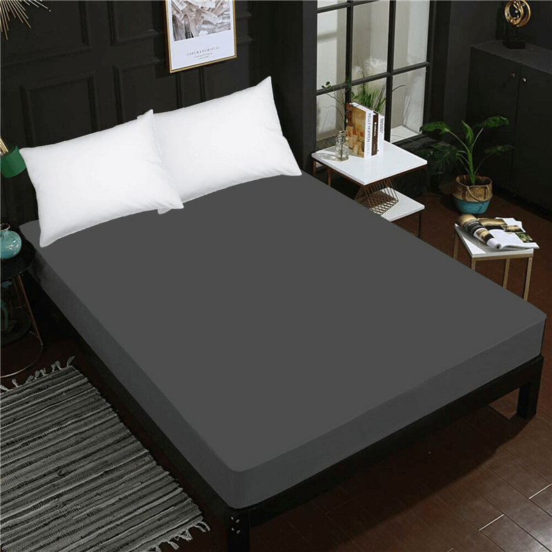Water Proof Mattress Cover - Dark Colored