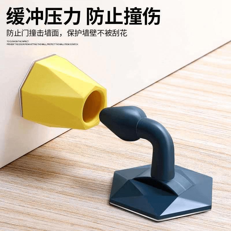 silicone-door-stopper