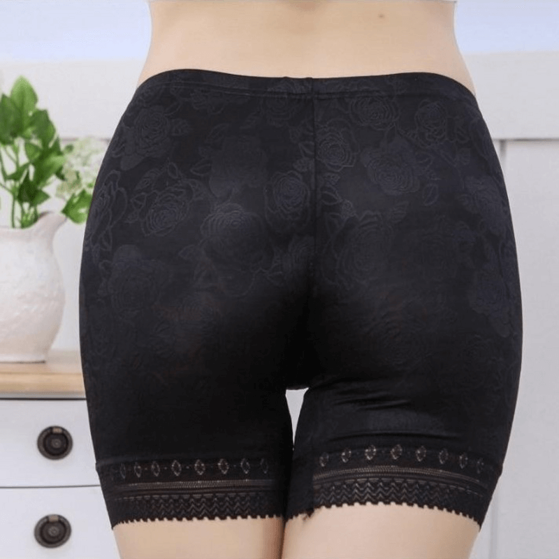 Lace Women Safety Short Pants