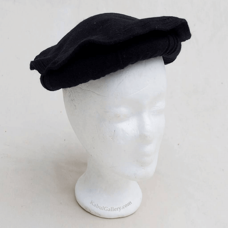 handmade-chitrali-cap-afgani-pakol-hat-100-percent-woolen