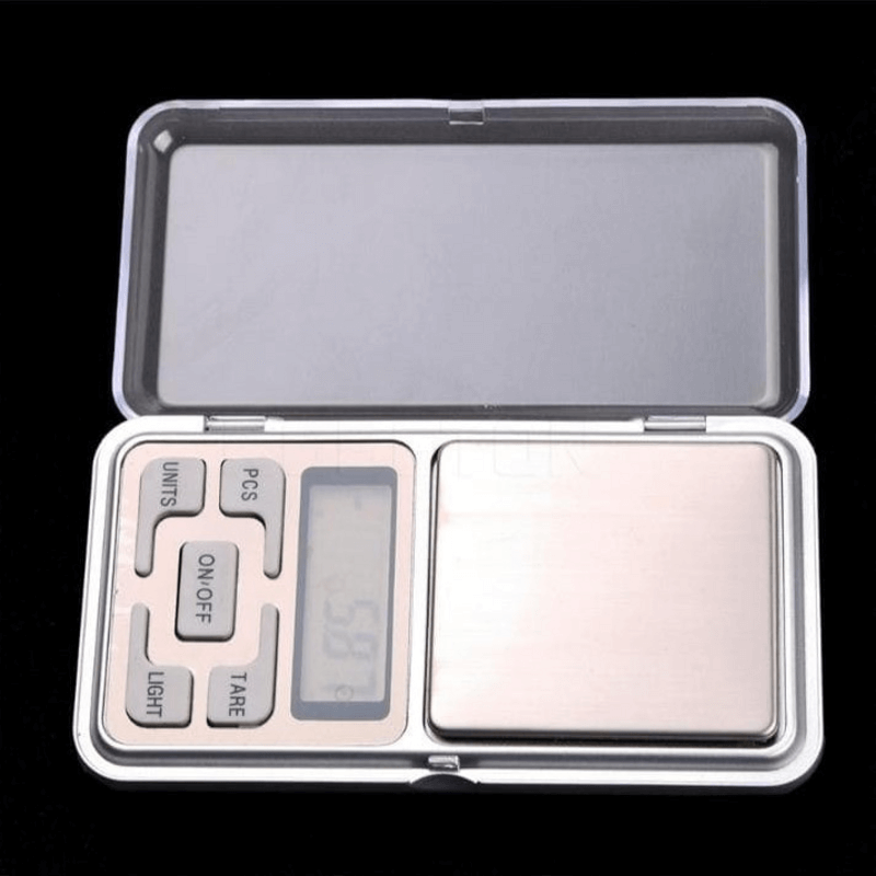 500g X 0.1g Mini Electronic Digital Jewelry & Kitchen Scale