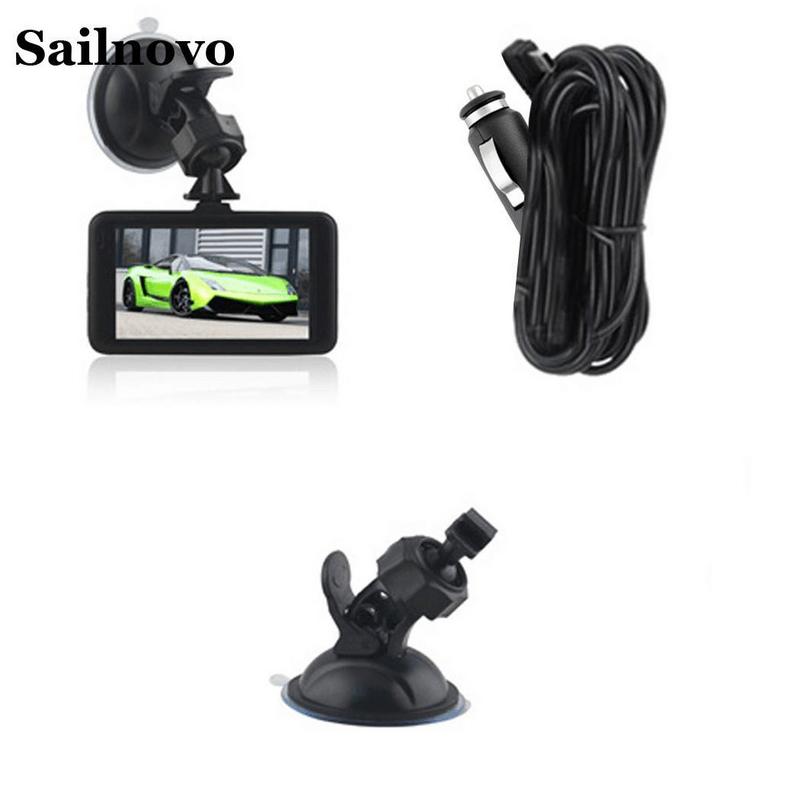 Vehicle Black Box DVR Dash Cam Video Recorder