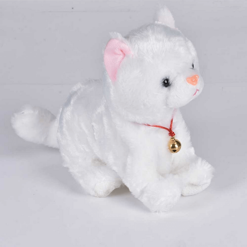 Electric Cute Interactive Toy Cat