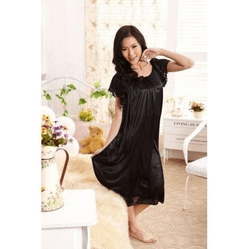 summer-short-nightgown-viscose-lace