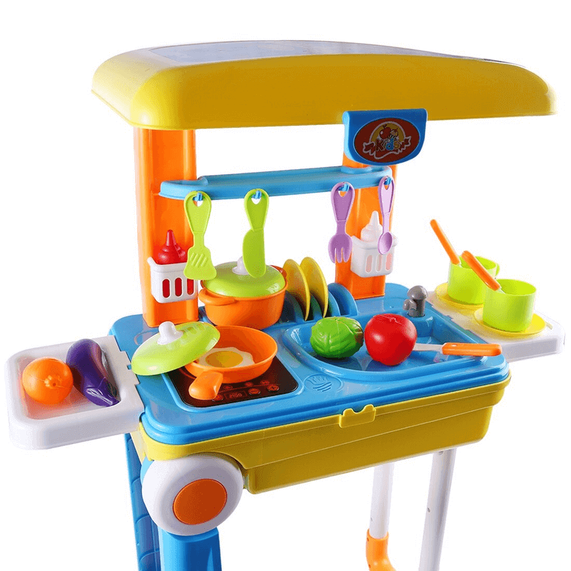 children-kitchen-cooking-tool-set-pretend-play-workbench-toy
