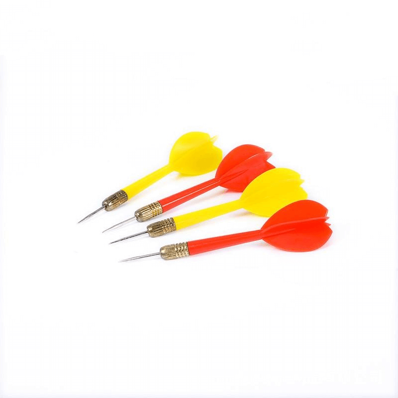 6 Darts & Darts Board 15 inches Double Sided Bullseye Target Game