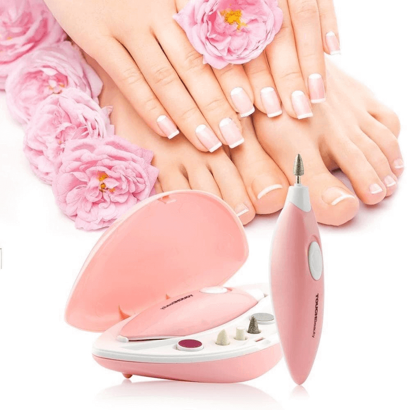 5 In 1 Nail Art Kit- Manicure Pedicure Kit