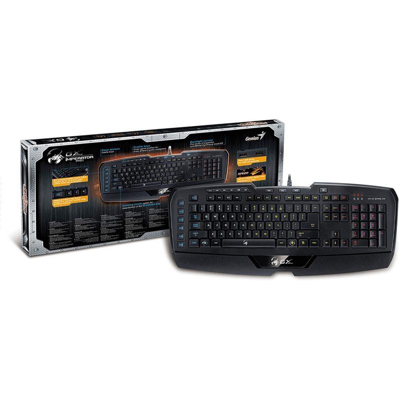 Genius RGB Full Color GX-Gaming Keyboard
