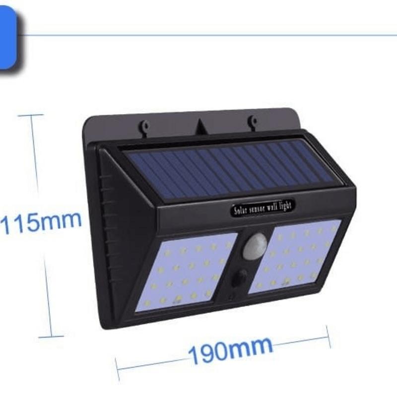 40 LEDs Solar Garden Light- Motion Sensor Light