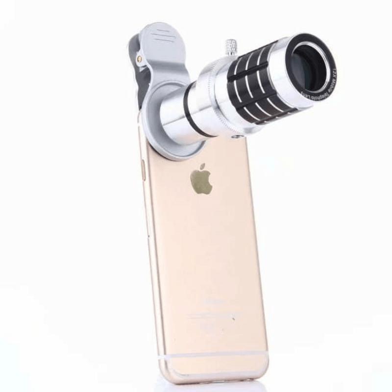 12X Mobile Camera Lens High-Definition Photo Shoot