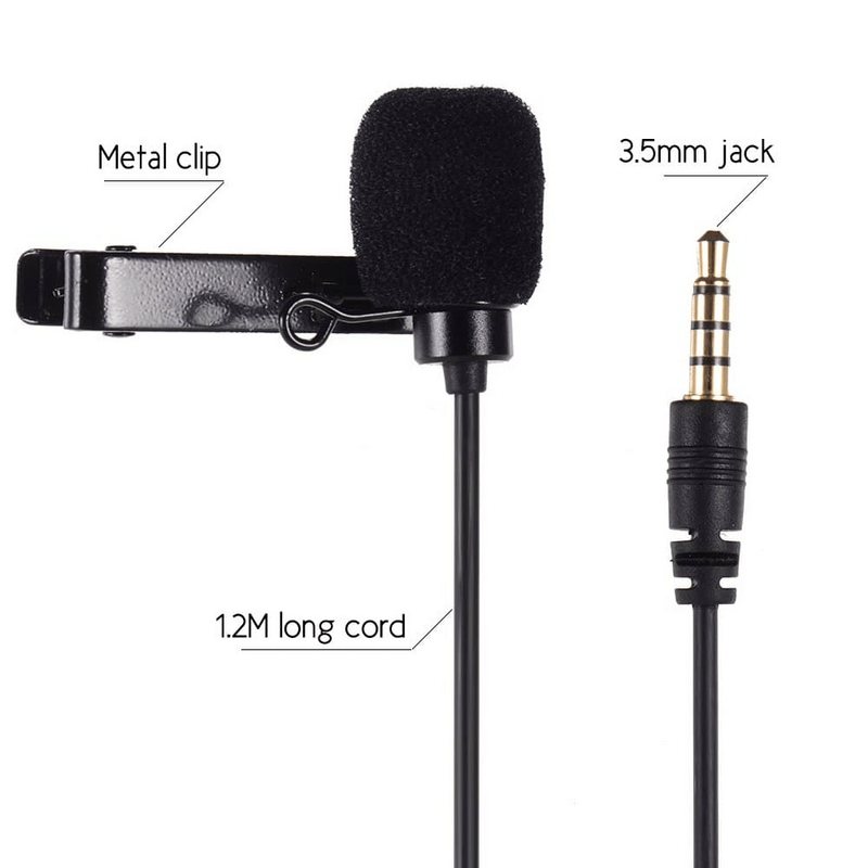 lavelier-microphone-omni-directonal-clip-on-mic