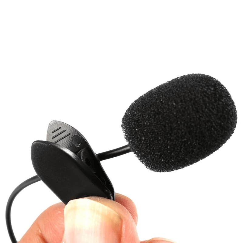 Portable Lavalier Microphone 3.5mm jack