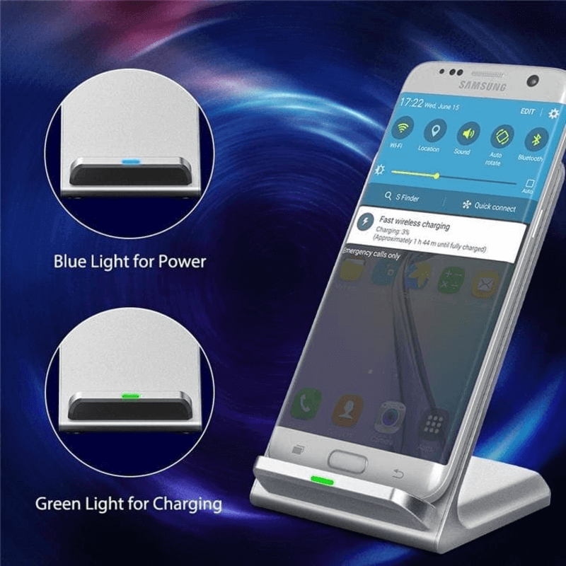 Qi Fast Wireless Mobile Charger 10W
