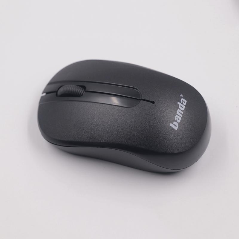 W500 Banda 2.4 GHz Wireless Combo Keyboard Mouse