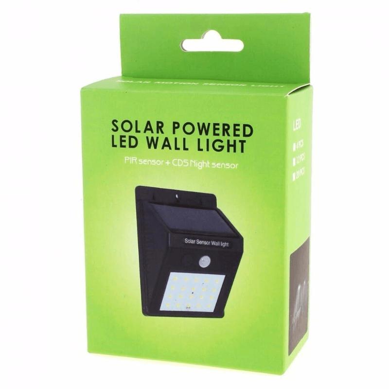 20 LED Solar Garden Light- Motion Sensor Light