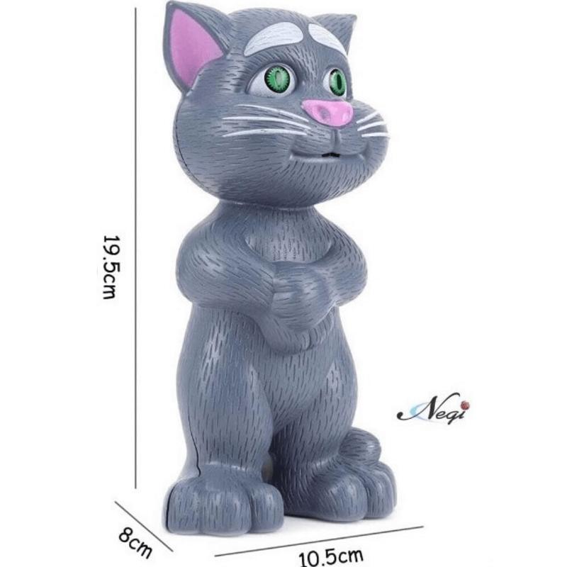 Negi Intelligent Talking Tom Cat Big