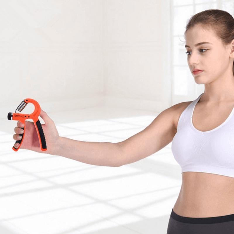 Adjustable Heavy Gripper Fitness Hand Exerciser Grip Wrist